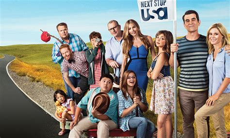 modern family ratings where is syndication bump on abc