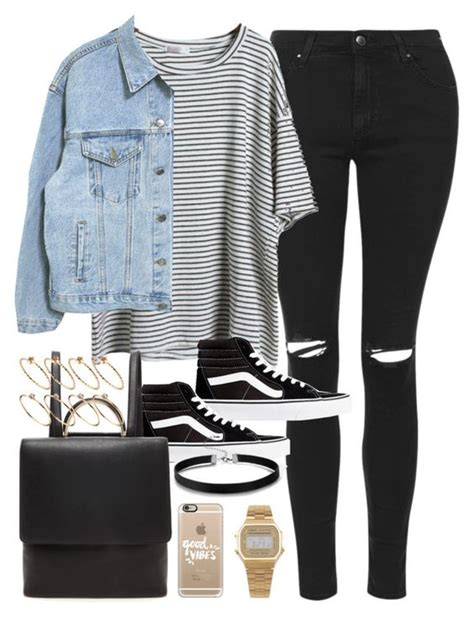 U0026quot;Outfit for autumn with a faux leather backpacku0026quot; by ferned ...
