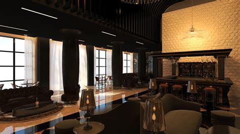 Luxury Restaurant on Behance