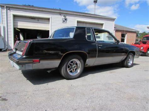 Sell Used 1986 Oldsmobile Cutlass Salon 442 * Original