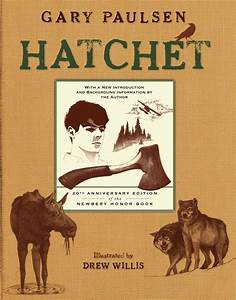 Hatchet | Book by Gary Paulsen, Drew Willis | Official ...
