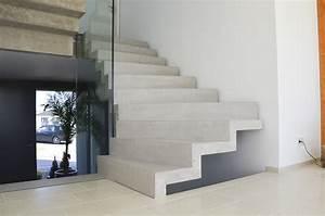 Beton Cire Treppe : besserbauen beton cire spezialist treppe pfalz ~ Indierocktalk.com Haus und Dekorationen
