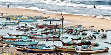 Boat Service Center In Thane by High Energy Swell Waves Around India Fishermen Warned