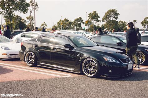 stanced lexus isf aggressive fitment is f pics page 27 clublexus