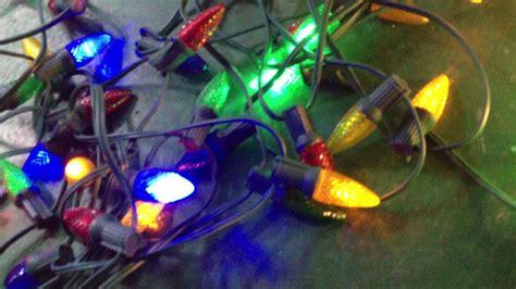 s14 c7 c9 rgb led christmas string lights youtube triachnid