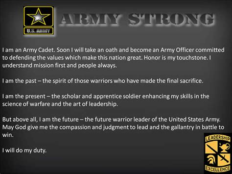 quotes  army officers  quotes