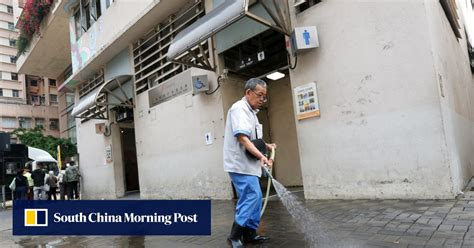 hong kongs lowly paid elderly toilet cleaners suffer  silence  stench  city struggles