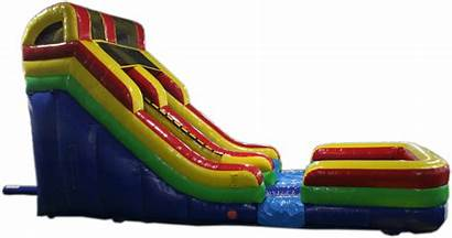 Slide Water Bounce Commercial Package Grade Startup