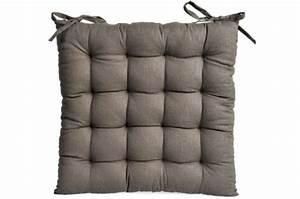 Coussin De Chaise Pas Cher : coussin de chaise marron lanka coussins pas cher declik deco ~ Dailycaller-alerts.com Idées de Décoration