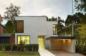 Cedarvale Ravine House Designed by Drew Mandel Architects ...