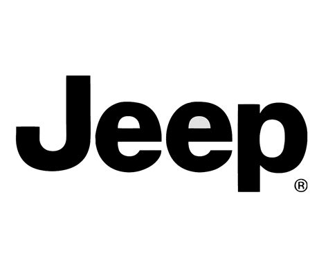 Large Jeep Truck Logo