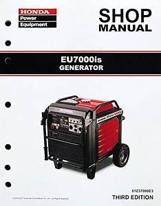 Honda Eu7000is Eu7000 Generator Service Repair Shop Manual