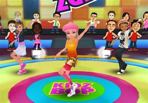 amazoncom kidz bop dance party nintendo wii video games