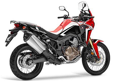 Honda Crf1000l Africatwin 2016 Motorcycle & Dualsport