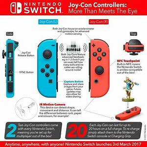 The Nintendo Switch Joy