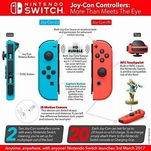 The Nintendo Switch Joy
