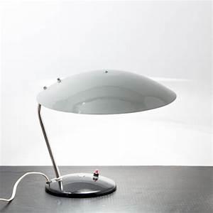 Lampe Bureau Vintage : lampe de bureau vintage ufo ~ Teatrodelosmanantiales.com Idées de Décoration