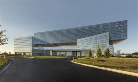 zurich insurance groups  green roofed headquarters