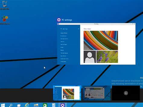 bureaux virtuels windows 9 les bureaux virtuels en vidéo