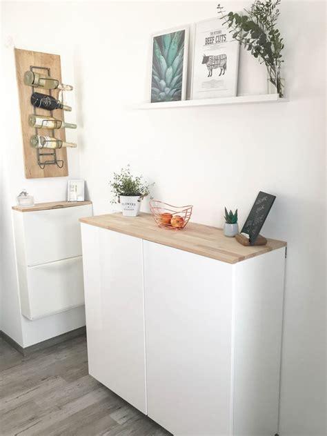 ikea küchenschrank metod ikea hack metod k 252 chenschrank als sideboard k 252 che ikea wandschrank und ikea sideboard