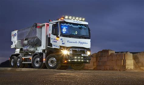 renault truck jds supplies first renault trucks to rt mycock
