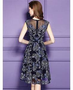 chic high low blue lace wedding guest dress beach weddings With chic wedding guest dresses