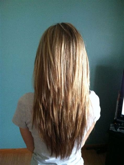 long hair choppy layers hair pinterest  hair long