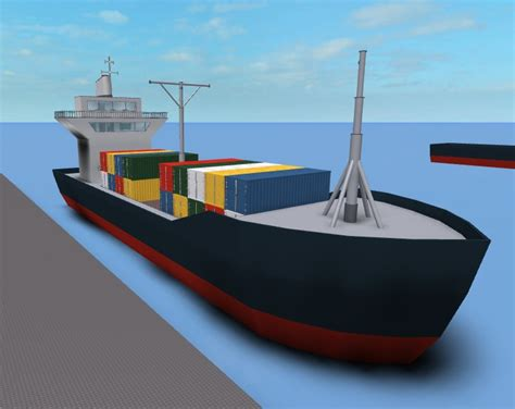 roblox game   transport cargo   ship