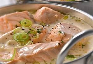 Idee Repas Frais : blanquette de saumon l g re et facile plat et recette ww sal pinterest recettes de ~ Melissatoandfro.com Idées de Décoration