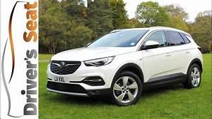 Suv Opel Grandland : vauxhall opel grandland x 2017 suv review driver 39 s seat youtube ~ Medecine-chirurgie-esthetiques.com Avis de Voitures