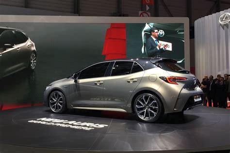 New Toyota Corolla To Race In 2019 Btcc Championship