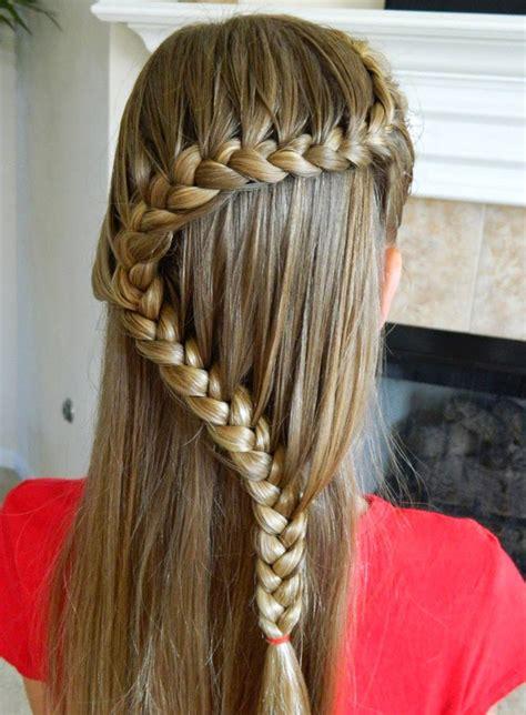 peinados sencillos ideas  tutoriales paso  paso hacer