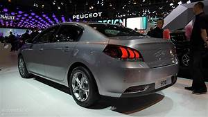 508 Peugeot : peugeot 508 sedan sw and rxh updated for the paris motor show live photos autoevolution ~ Gottalentnigeria.com Avis de Voitures
