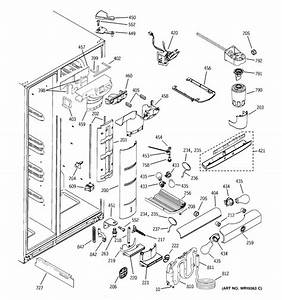 Ge Profile Refrigerator Replacement Parts