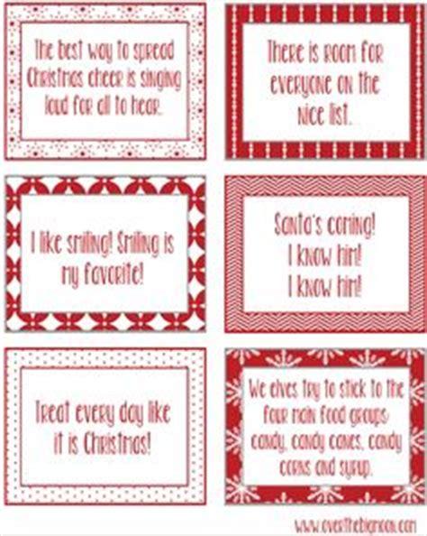 elf   shelf printables ideas images elf