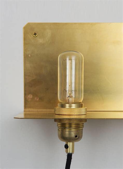 frama 90 176 wall light brass volta
