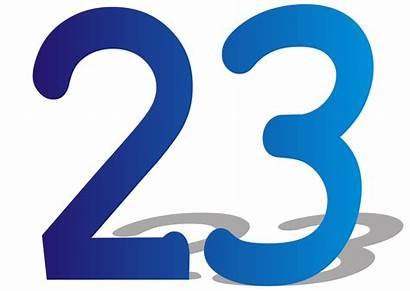 Svg Number Zahl Turning Twenty Three Hilary