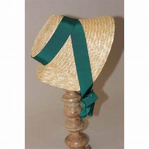 Chapeau De Paille Enfant : chapeau en paille style empire forme creusais place dauphine ~ Melissatoandfro.com Idées de Décoration