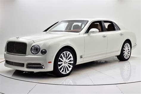 2019 Bentley Muslane by New 2019 Bentley Mulsanne For Sale 366 195 F C
