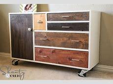DIY Furniture Dresser Shanty 2 Chic