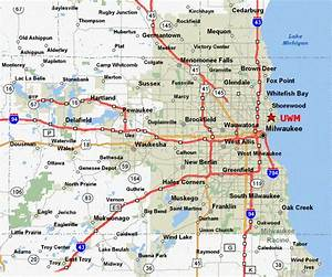 Map of Wisconsin | State Map of America