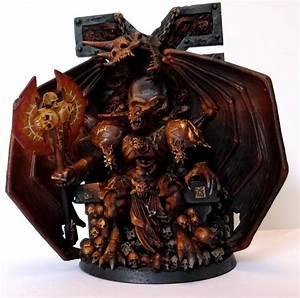 Daemon Prince | League of Underwhelming Miniature Painters