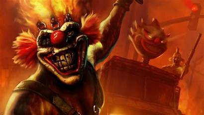 Twisted Metal Tooth Sweet Badass Characters Quotes