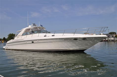 Sea Boats For Sale by 2000 Sea 580 Sun Sport Power Boat For Sale