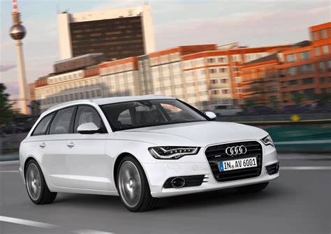 audi  avant wagon  official  released
