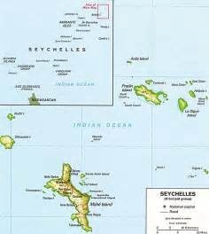 Maps of Seychelles - Seychelles Travel Guide Seychelles