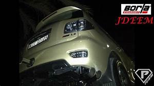 Borla Exhaust Nissan Patrol Y62