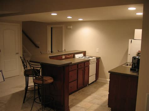 Of Images Basement Bar Designs Free by Warm Beige Home Basement Bar Interior Designs With