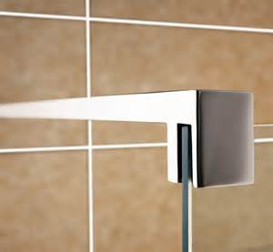 Shower Door Brackets by Wall Brackets For Shower Glass Useful Reviews Of Shower