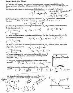 10 Best Images Of Electrical Circuits Worksheets